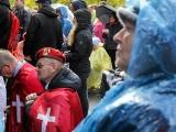Polijas katoļi pulcējas uz masu lūgšanu pie valsts robežām