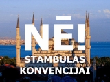 Eiropas 333 nevalstiskās organizācijas aicina veikt izmaiņas Stambulas konvencijā