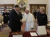 Viņa Svētība pāvests Francisks šī gada 24. septembrī apmeklēs Latviju