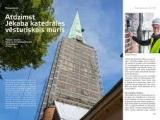Latvijas labākās 2017. gada būves: starp tām Rīgas Svētā Jēkaba katedrāle