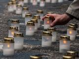 """Rīgas GETO muzejs: Holokausta upuru piemiņai- Maršs """"Dzīvo gājiens"""""""