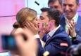 """Leonars Inkins: Par Vladimira Zeļenska uzvaru prezidenta vēlēšanās Ukrainā """"Dzirkstele"""""""