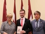 Guntis Kalme par Raivja Zeltīta grāmatu DR. PAULS JUREVIČS UN LATVIEŠU TAUTAS MISIJA
