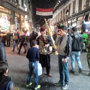 Sīirijas galvaspilsētā Damaskā
